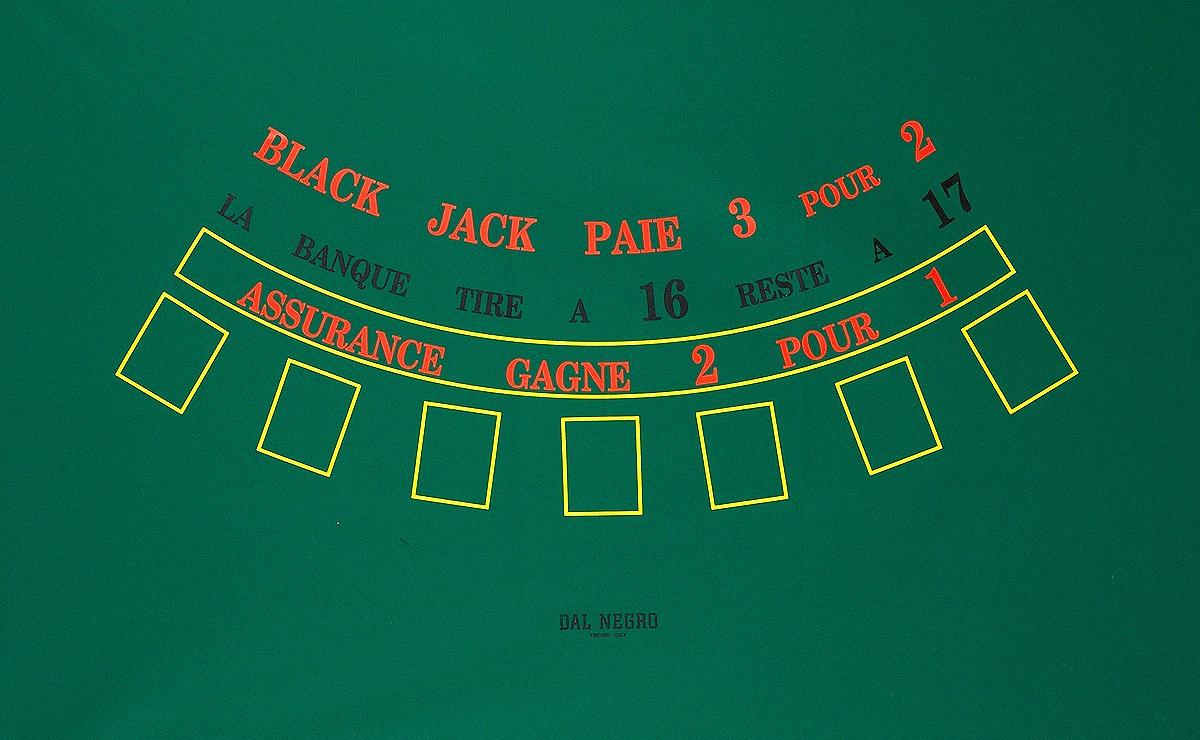 Blackjack : jouer encore plus pour évoluer