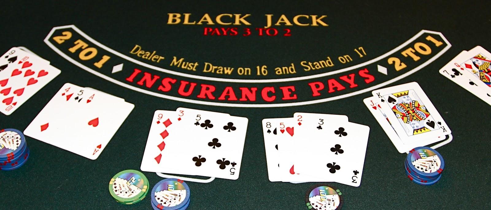 Blackjack en ligne : apprendre à jouer comme un pro