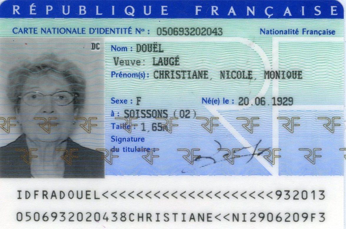 obtenir une carte d identité Comment obtenir une carte d'identité ?